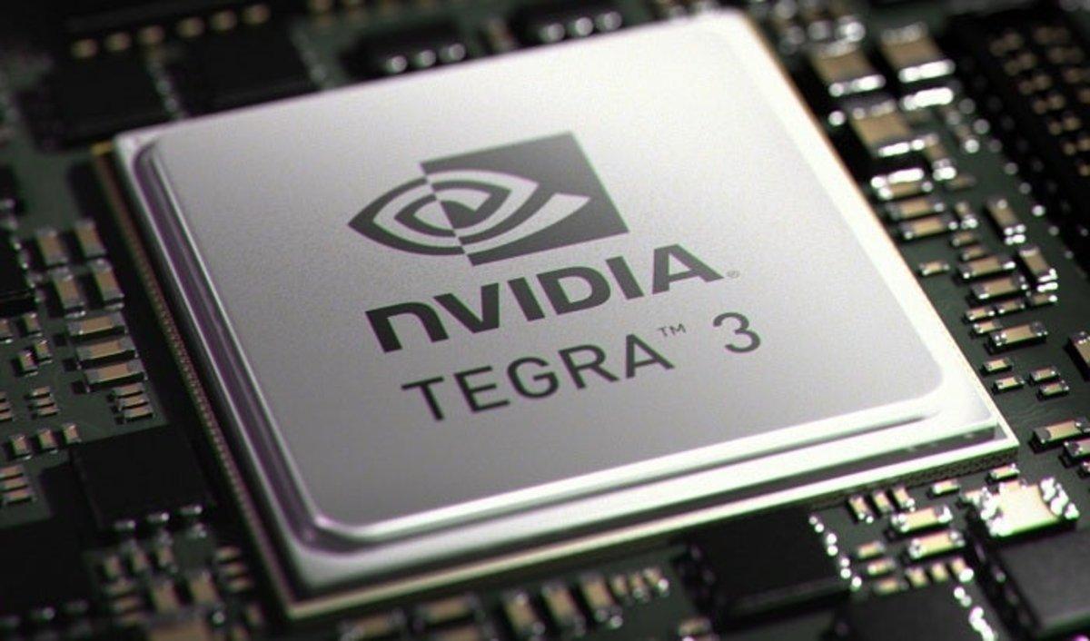 Nvidia Tegra 3, procesador del HTC One X
