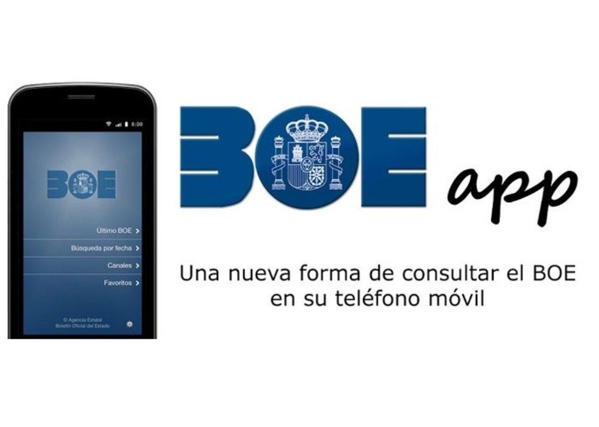 Aplicación del BOE